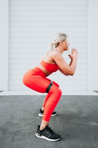 at-home bodyweight exercise